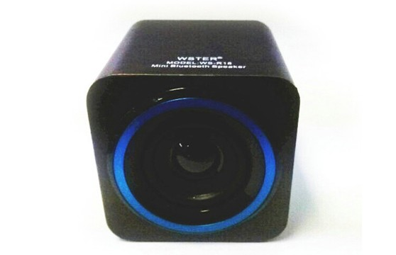 Loa Gỗ Bluetooth Ws-R18