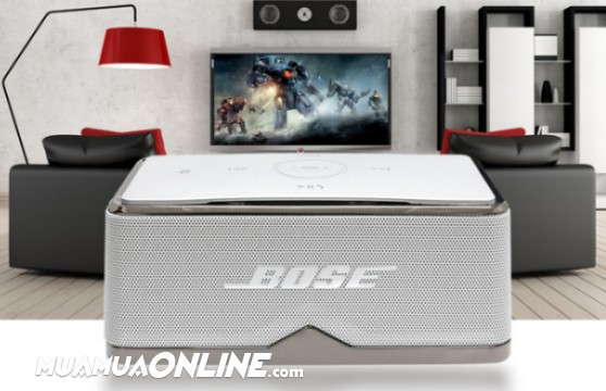 Loa Nghe Nhạc Bluetooth Bose 3D Be-8 Cực Hay Cao Cấp