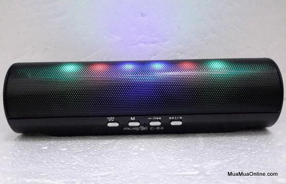 Loa Nghe Nhạc Bluetooth C-86