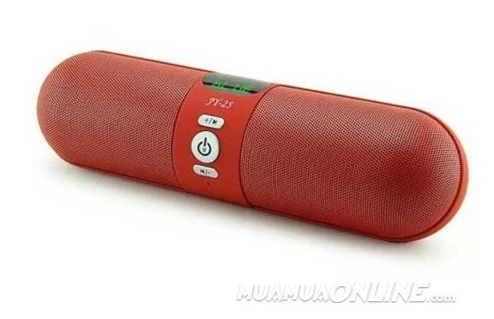 Loa Nghe Nhạc Bluetooth Jy-25 Có Lcd Bass Mạnh Cực Hay