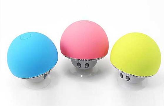 Loa Nghe Nhạc Bluetooth Mini Hình Nấm Sipode Bt-280 2 In 1