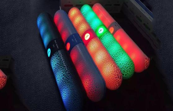 Loa Bluetooth S910 Loa Lớn Có Đèn Led
