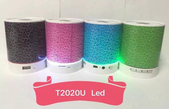 Loa Nghe Nhạc Bluetooth T2020 Mẫu Mới Nghe Hay