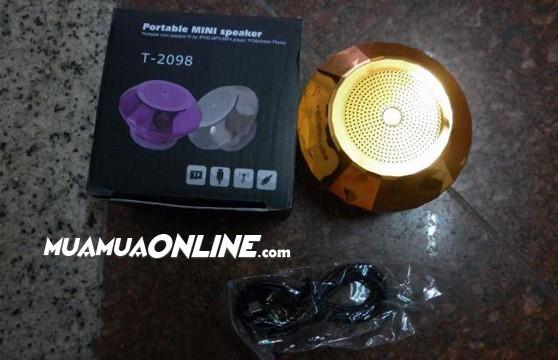 Loa Nghe Nhạc Bluetooth T2098