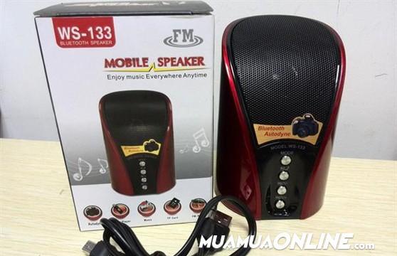 Loa Nghe Nhạc Bluetooth Ws-133 Nghe Cực Hay