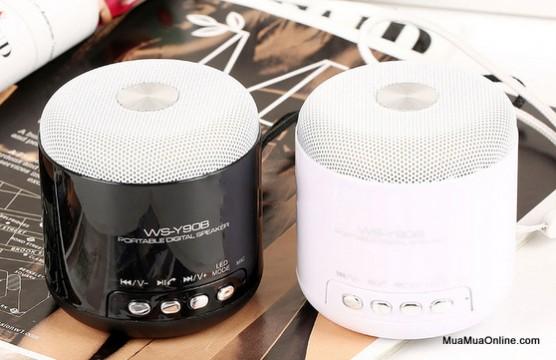 Loa Nghe Nhạc Bluetooth Ws-Y90B Nghe Hay