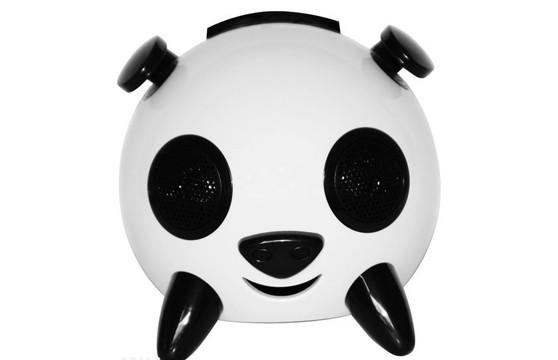 Loa Nghe Nhạc Hình Gấu Trúc Panda Nút Cảm Ứng