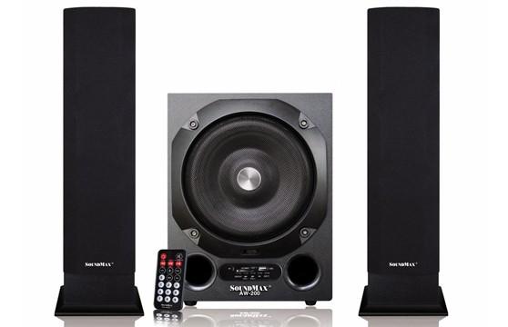 Loa Nghe Nhạc Soundmax Aw200