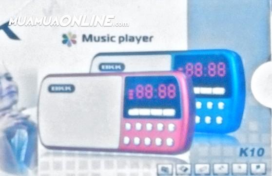 Loa Nghe Nhạc Usb Thẻ Nhớ Fm Bkk K10