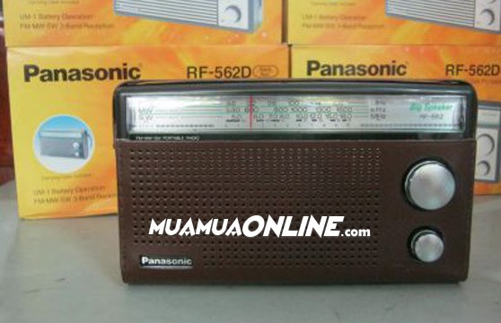 Loa Nghe Radio Fm Panasonic