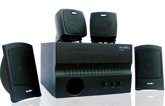 Loa Vi Tính 4.1 Soundmax A5000