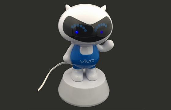 Loa Vi Tính Hình Robot Vivo