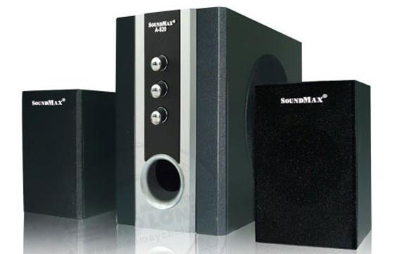 Loa Nghe Nhạc 2.1 Soundmax A820
