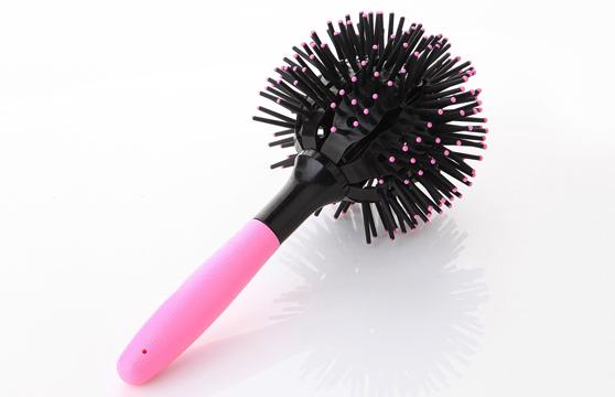 Lược Chải Tóc 3D Bomb Curl Brush