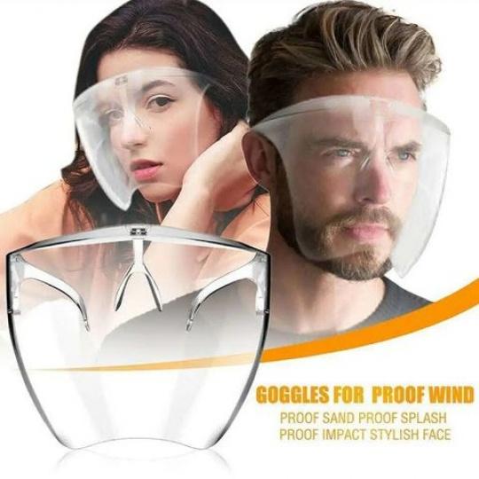 Mặt Nạ Chống Giọt Bắn, Chống Dịch Face Shield