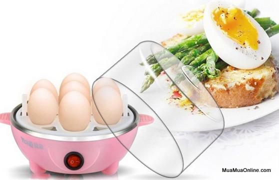 Máy Hấp Trứng Và Thức Ăn Đa Năng