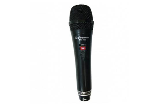 Micro Karaoke Có Dây Cao Cấp Pioneer Pn-302