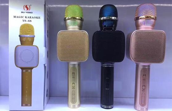 Micro Karaoke Bluetooth 3 Trong 1 Ys-68