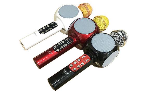 Micro Karaoke Bluetooth 3 Trong 1 Ws-1816 Cực Hay