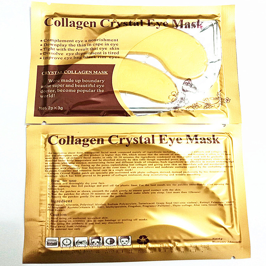 Miếng Dán Collagen Eye Mask Chống Quầng Thâm Mắt