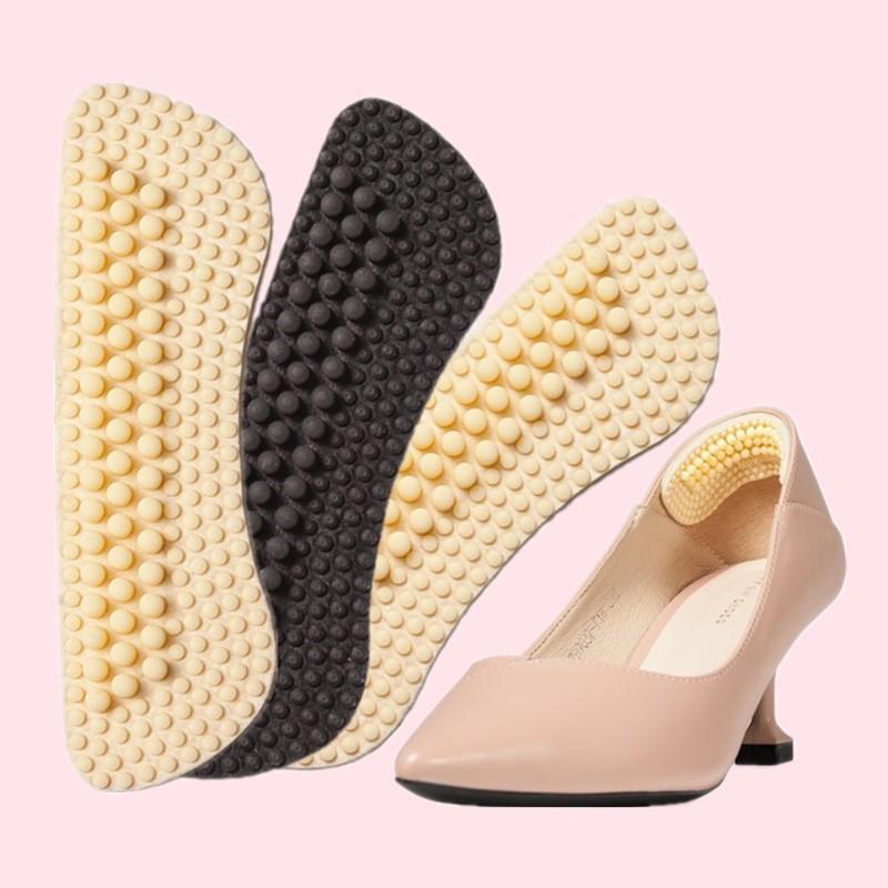 Bộ 2 Miếng Lót Sau Giày 4d Heel Liner