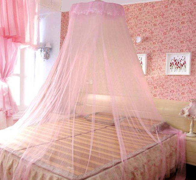 Mùng Cung Đình Mosquito Chất Liệu Vải Mềm Mại, Chống Muỗi, Côn Trùng Hiệu Quả