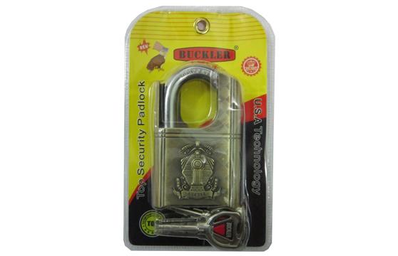 Ổ Khóa Buckler 4 Chìa Chính Hãng Top Security