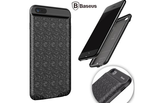 Ốp Lưng Tích Hợp Pin Sạc Dự Phòng Baseus Cho Iphone 7 Plus / 8 Plus 7300Mah