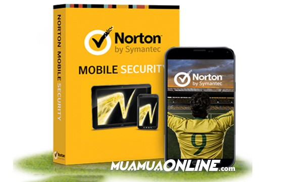 Phần Mềm Diệt Virus Norton Mobile Internet Security