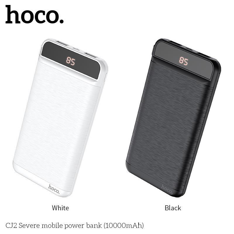 Pin Dự Phòng Hoco CJ2 10000mah Có LCD Hiển Thị Pin