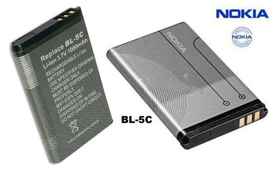 Pin Nokia Bl-5C Chính Hãng Siêu Bền