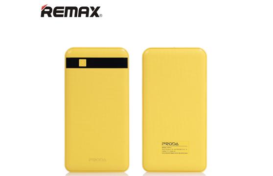 Pin Sạc Dự Phòng Remax Ppp-9 12000Mah Có Lcd Chính Hãng