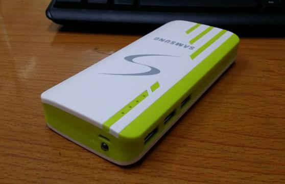 Pin Sạc Dự Phòng Thời Trang Samsung 28000Mah Chữ S