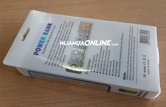 Pin Sạc Dự Phòng Power Bank 8400Mah