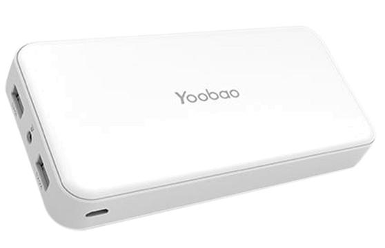 Pin Sạc Dự Phòng Yoobao S8 Plus 20000Mah Chính Hãng