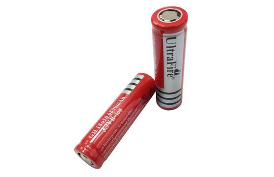 Pin Sạc Ultrafire Nk 18650 6800Mah 4.2V Cao Cấp