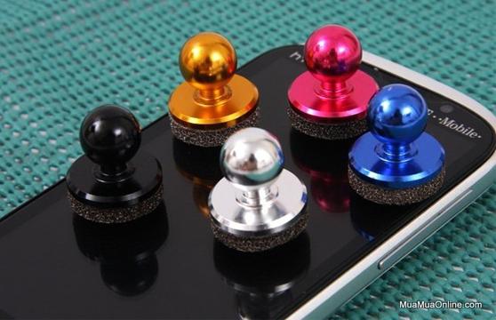 Nút Chơi Game Joystick Loại Tròn Cho Điện Thoại, Máy Tính Bảng