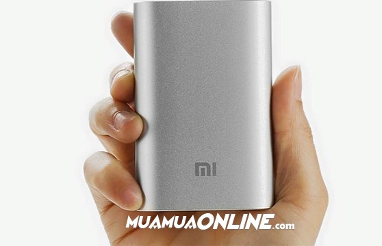 Pin Sạc Dự Phòng Xiaomi 10000Mah Chính Hãng
