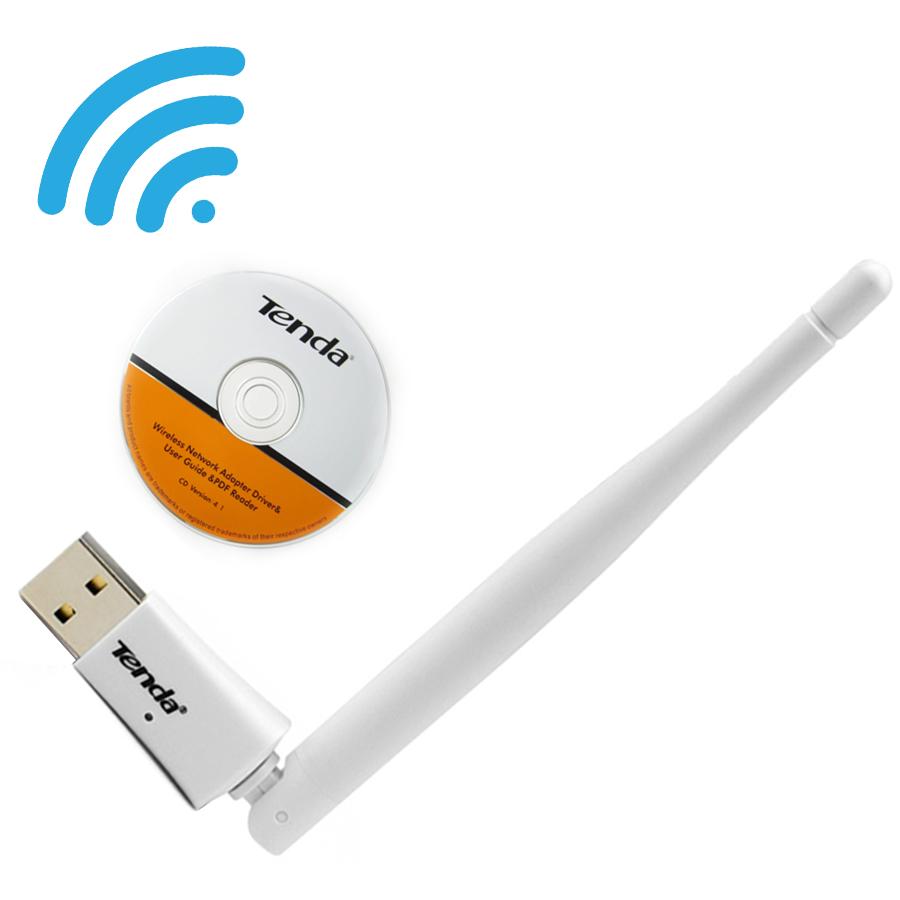 Usb Thu Wifi Tenda W311Ma 150Mbs Có Anten Chính Hãng
