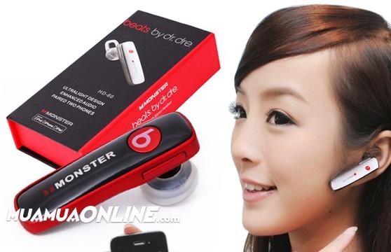 Tai Nghe Bluetooth Beats Hd-60 Cực Hay