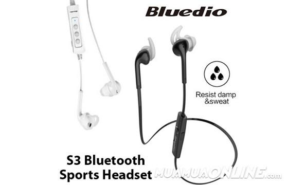 Tai Nghe Bluetooth Bluedio S3