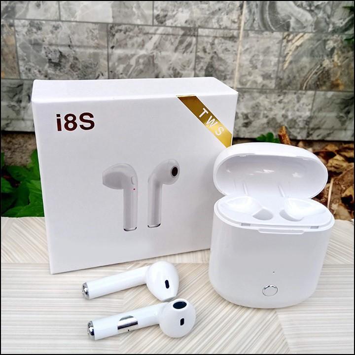 Tai Nghe Bluetooth 5.0 I8s Âm Thanh Cực Hay
