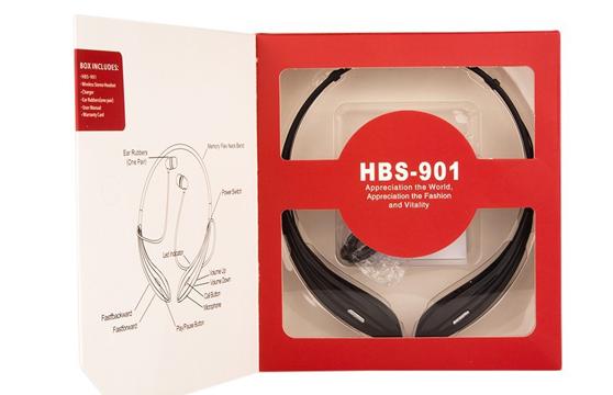 Tai Nghe Bluetooth Hbs 901 Thời Trang Cao Cấp