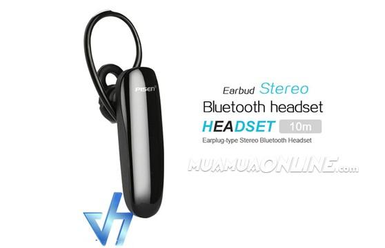 Tai Nghe Bluetooth Pisen Vn002 4.0 Sành Điệu