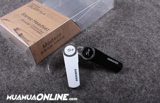 Tai Nghe Bluetooth Samsung S4 Thời Trang