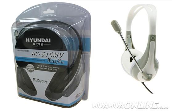 Tai Nghe Chụp Tai Hyundai 515