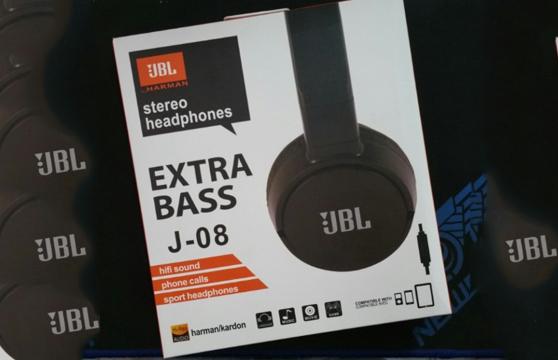 Ta Nghe Chụp Tai Jbl J-08