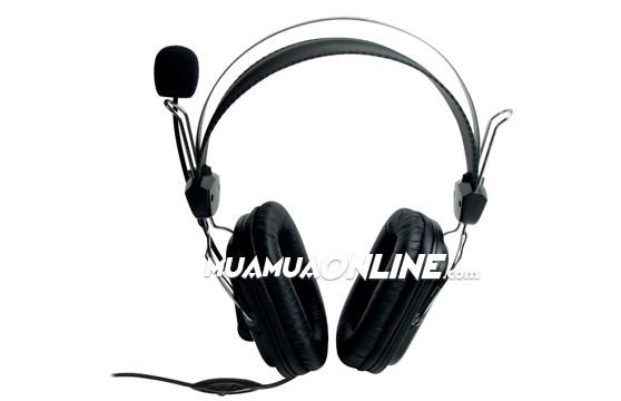 Tai Nghe Nhạc Chụp Tai Soundmax Ah302
