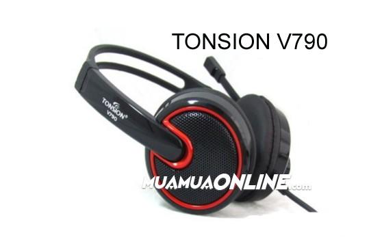 Tai Nghe Nhạc Chụp Tai Tonsion V790