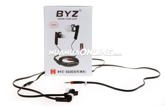 Tai Nghe Byz S500